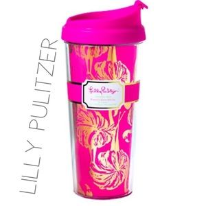 3/$50 NWT Lilly Pulitzer Gimme Some Leg tumbler